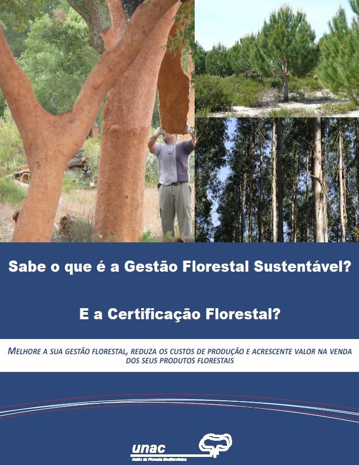 Certificação Florestal - Brochura sobre a Certificação Florestal