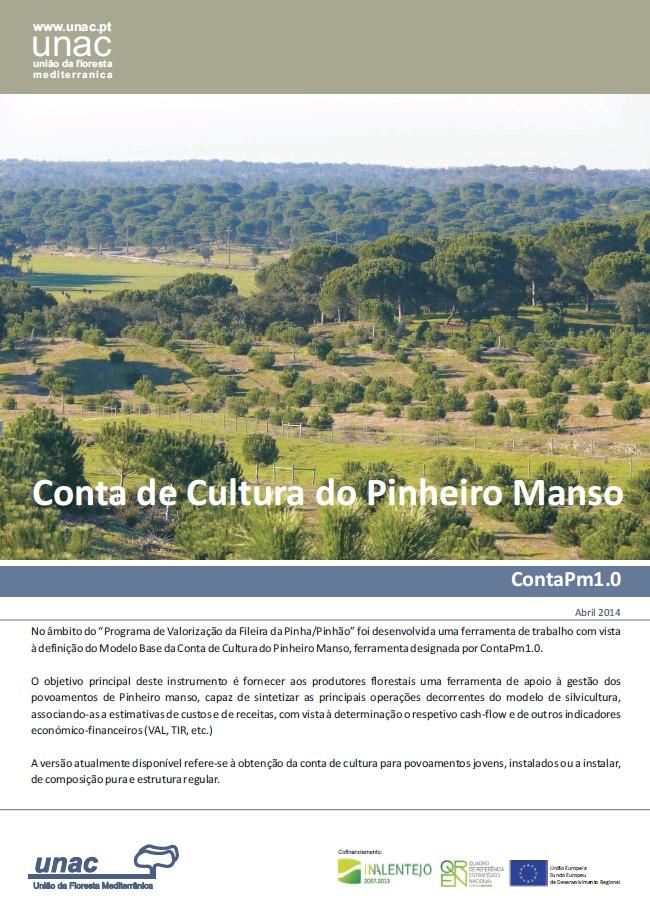 Brochura de análise e divulgação informativa dos custos de produção/gestão