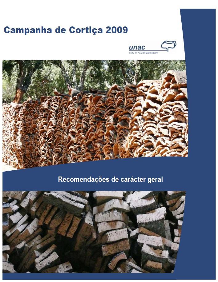 Recomendações Técnicas - Campanha de Cortiça 2009