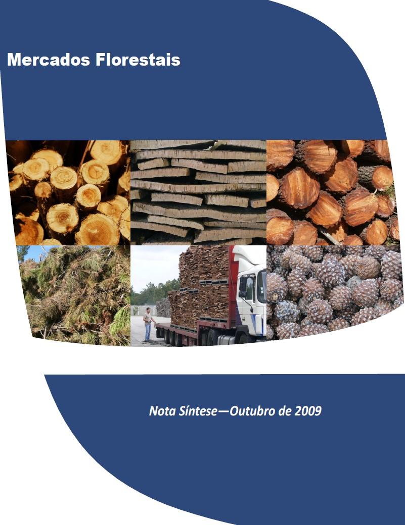 Mercados florestais - síntese outubro 2009